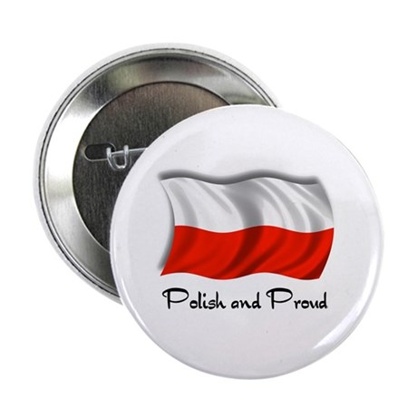 Polish and Proud Button