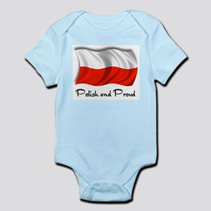 Polish and Proud Infant Creeper