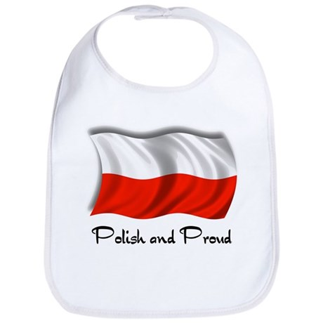 Polish and Proud Bib