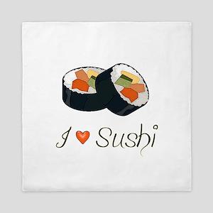Sushi Queen Duvet