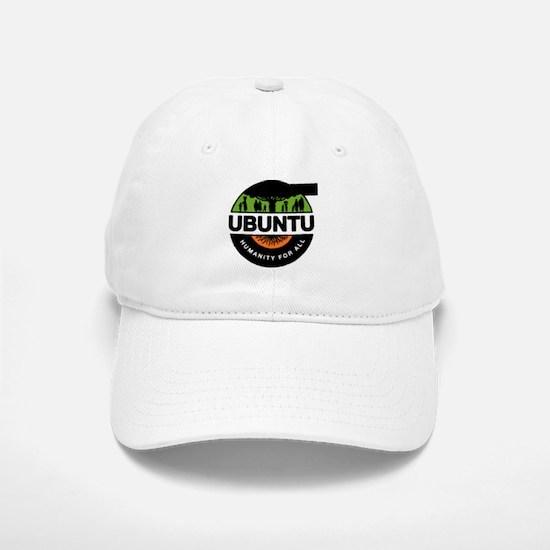 New Improved Ubuntu logo Baseball Baseball Cap