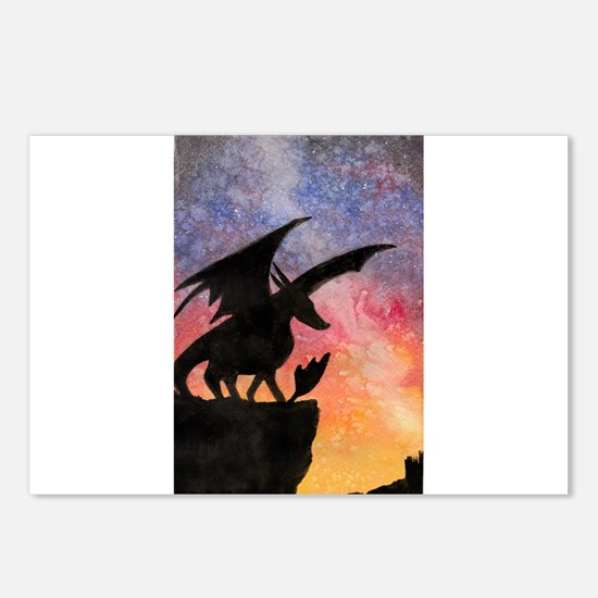 A Dragons Duty Postcards (Package of 8)