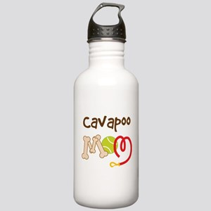 Cavapoo Dog Mom Stainless Water Bottle 1.0L