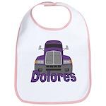 Trucker Dolores Bib