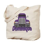 Trucker Dominique Tote Bag