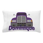 Trucker Dominique Pillow Case