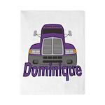 Trucker Dominique Twin Duvet