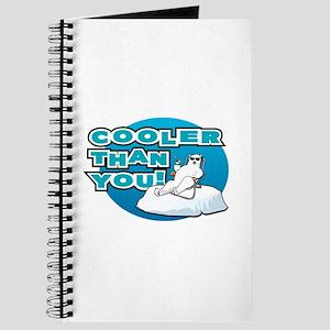 Cooler Than You! Journal