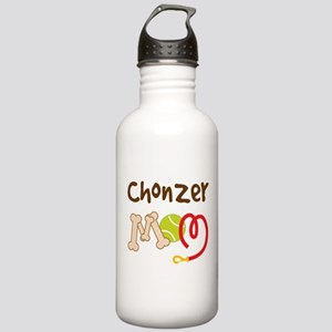 Chonzer Dog Mom Stainless Water Bottle 1.0L