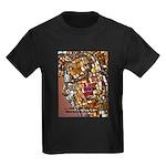 manuelladesign Kids Dark T-Shirt