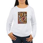 manuelladesign Women's Long Sleeve T-Shirt