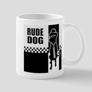 Rude Dog Mug