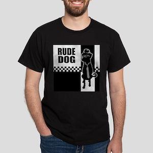 Rude Dog Dark T-Shirt