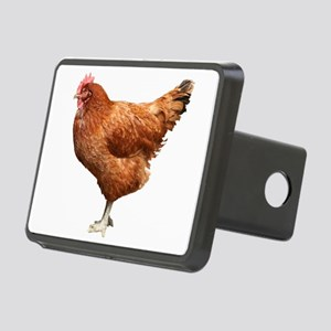 Red Hen Rectangular Hitch Cover