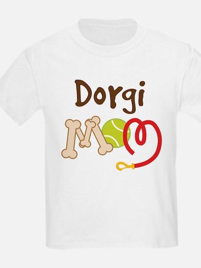 Dorgi Dog Mom T-Shirt