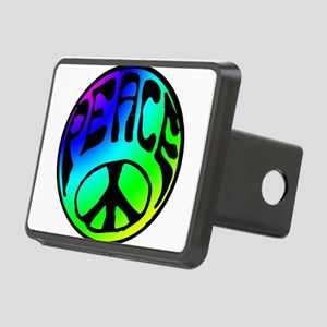 2-peace Rectangular Hitch Cover