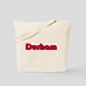 Durham, North Carolina Tote Bag