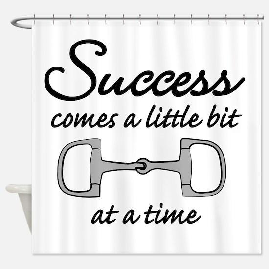Success Shower Curtain