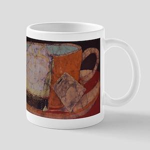 Teacup Batik Tea Mug