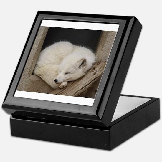 Sleeping corner Keepsake Box