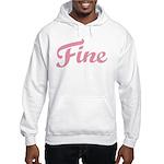Fab Tabulous Hooded Sweatshirt