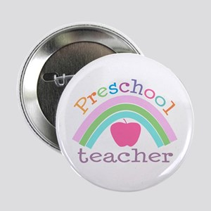Preschool Teacher Button