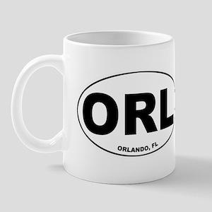ORL (Orlando) Mug