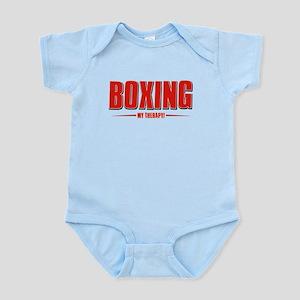 Boxing Designs Infant Bodysuit