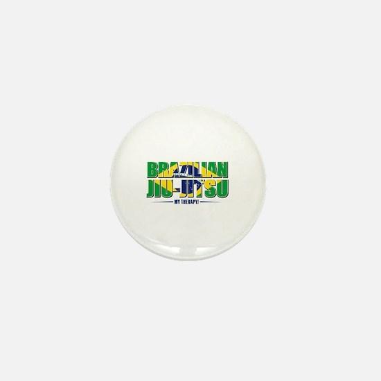 Brazilian Jiu Jitsu Designs Mini Button