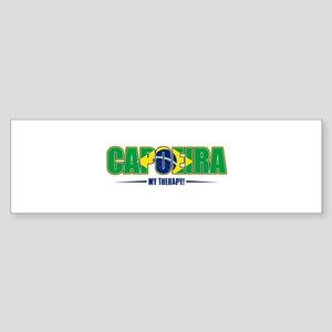 Capoeira Designs Sticker (Bumper)