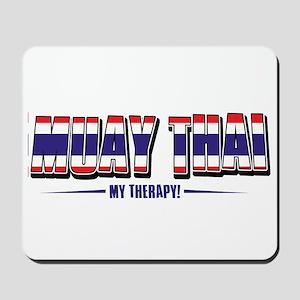 Muay Thai Designs Mousepad