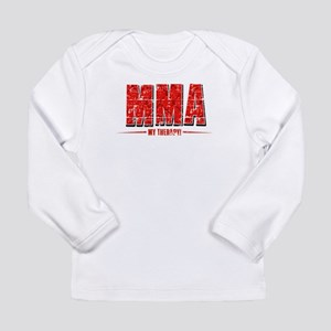 MMA Designs Long Sleeve Infant T-Shirt