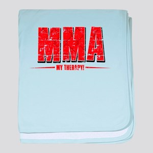 MMA Designs baby blanket
