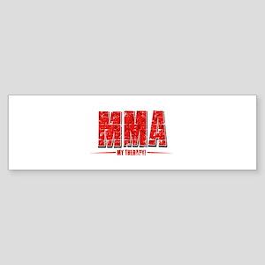 MMA Designs Sticker (Bumper)