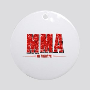 MMA Designs Ornament (Round)