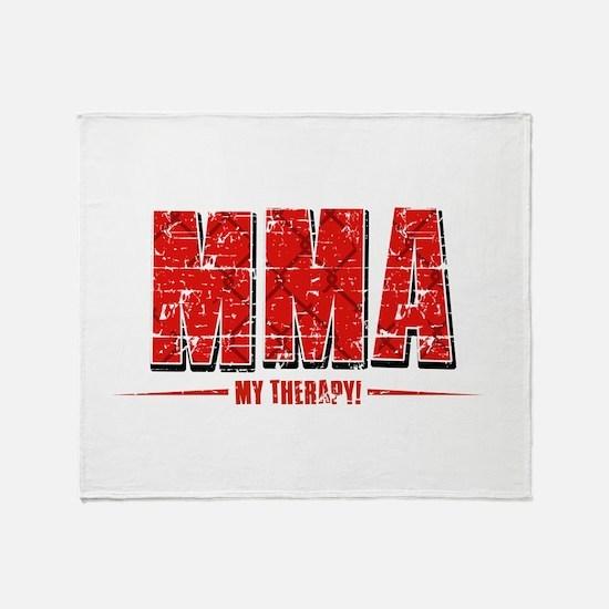 MMA Designs Throw Blanket