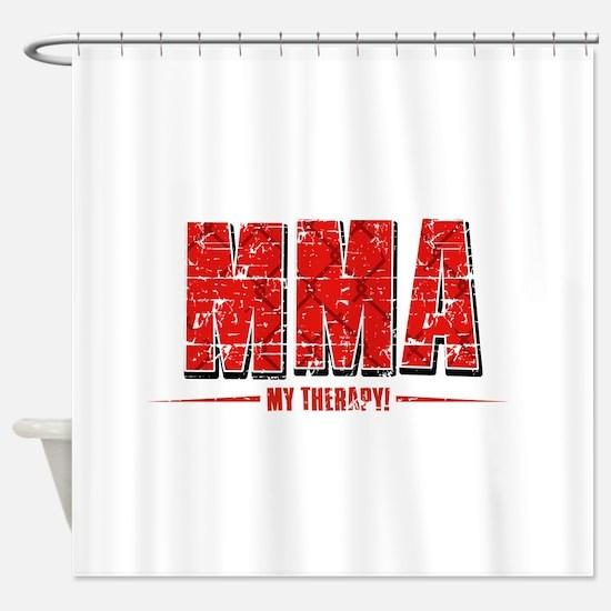 MMA Designs Shower Curtain