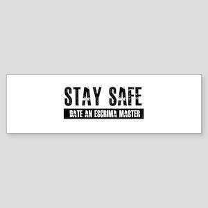 Escrima Designs Sticker (Bumper)
