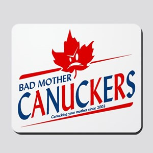 Canadian with Attitude Mousepad