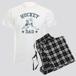 Hockey Dad Men's Light Pajamas