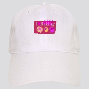 I Heart Baking Cap