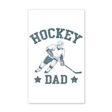 Hockey Dad Decal Wall Sticker