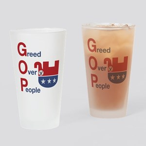 GOP Drinking Glass