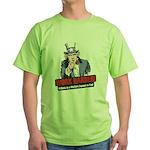 ur98 Green T-Shirt