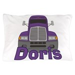 Trucker Doris Pillow Case