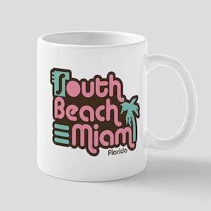 South Beach Miami Florida Mug