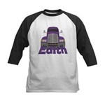 Trucker Edith Kids Baseball Jersey
