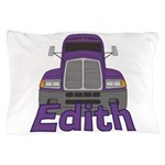 Trucker Edith Pillow Case