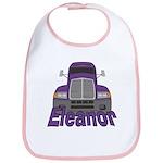 Trucker Eleanor Bib