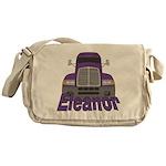 Trucker Eleanor Messenger Bag